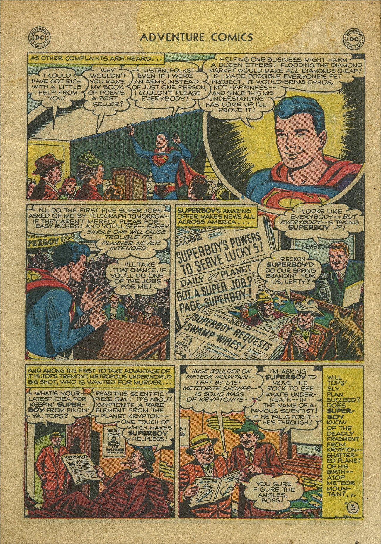 Read online Adventure Comics (1938) comic -  Issue #171 - 5