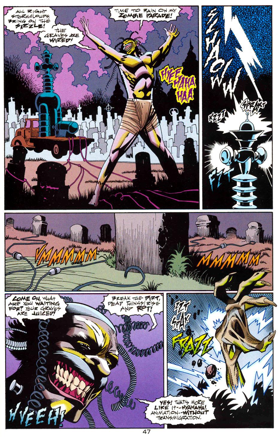 Read online Batman: Haunted Gotham comic -  Issue #1 - 49