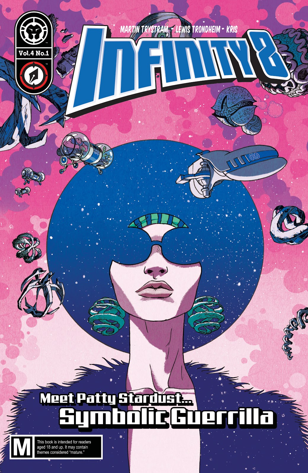 Read online Infinity 8 comic -  Issue #10 - 1