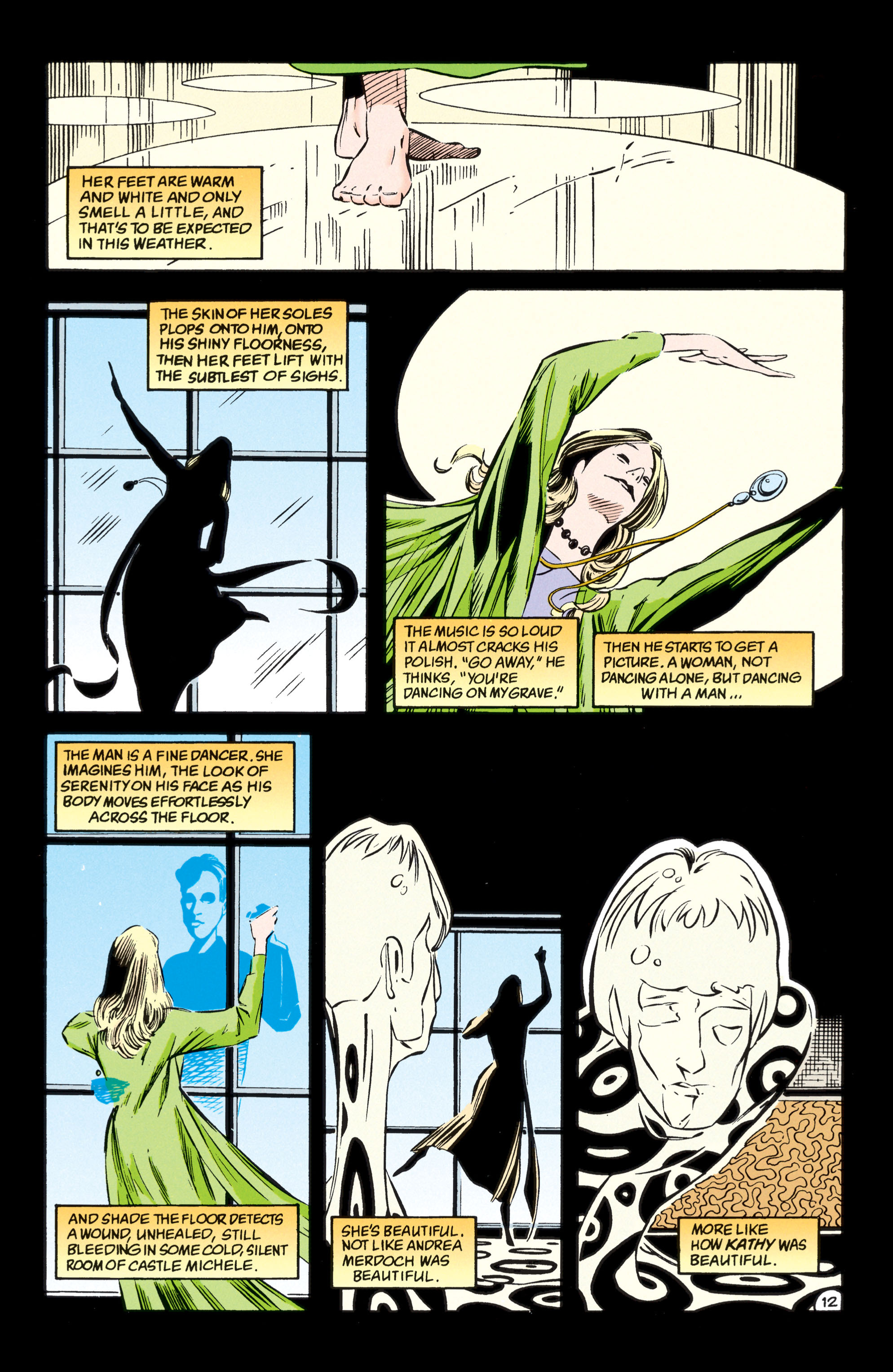 Read online Shade, the Changing Man comic -  Issue #54 - 13