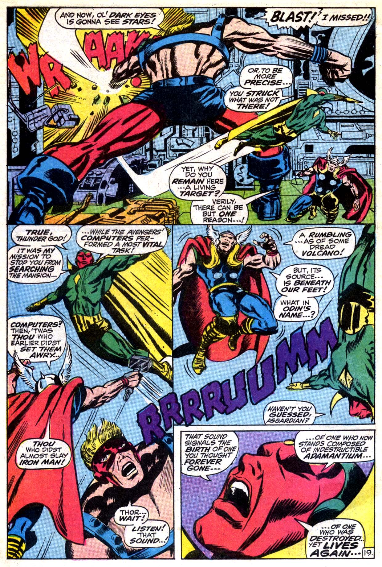 The Avengers (1963) 66 Page 19