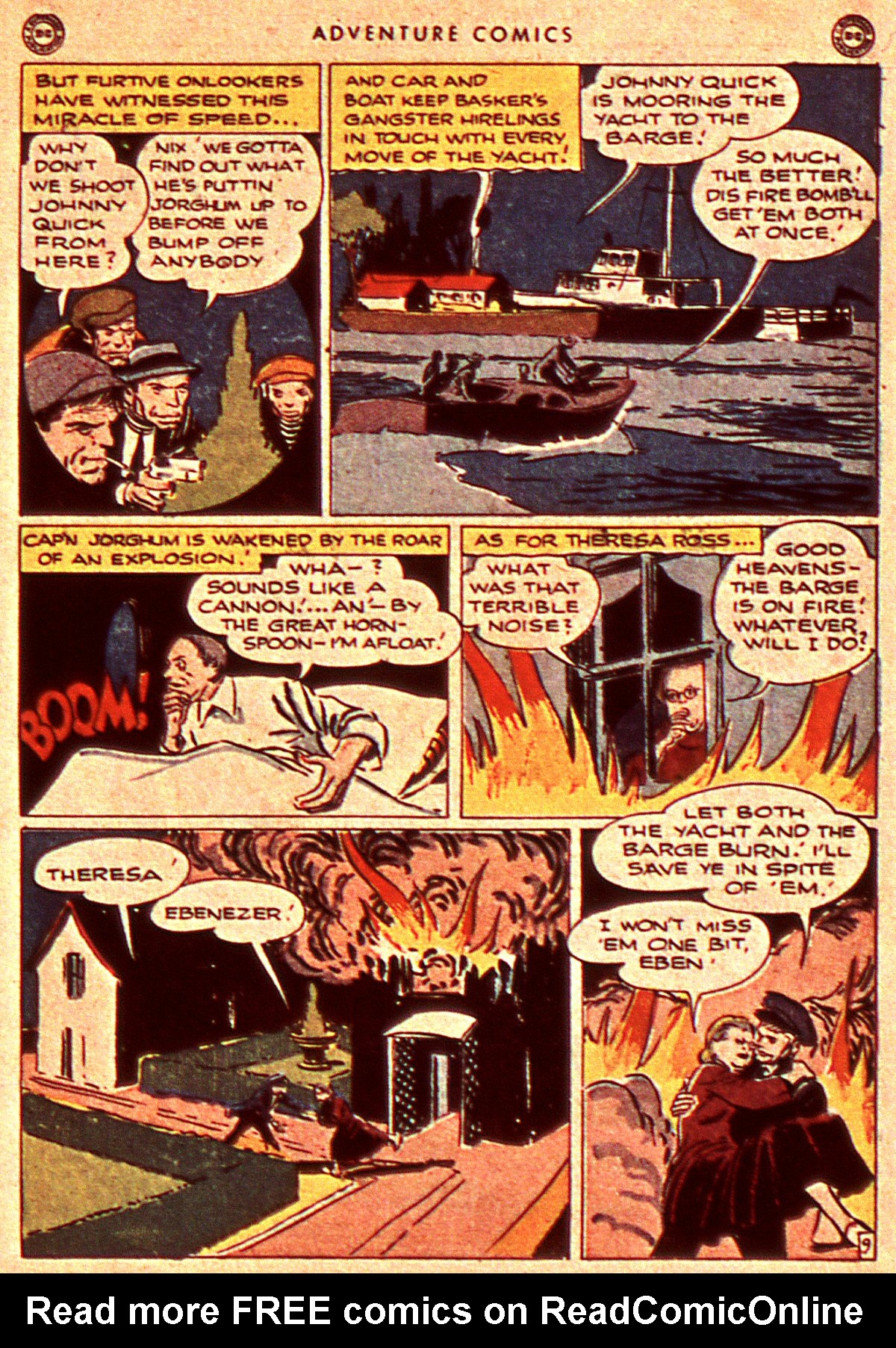 Read online Adventure Comics (1938) comic -  Issue #106 - 29