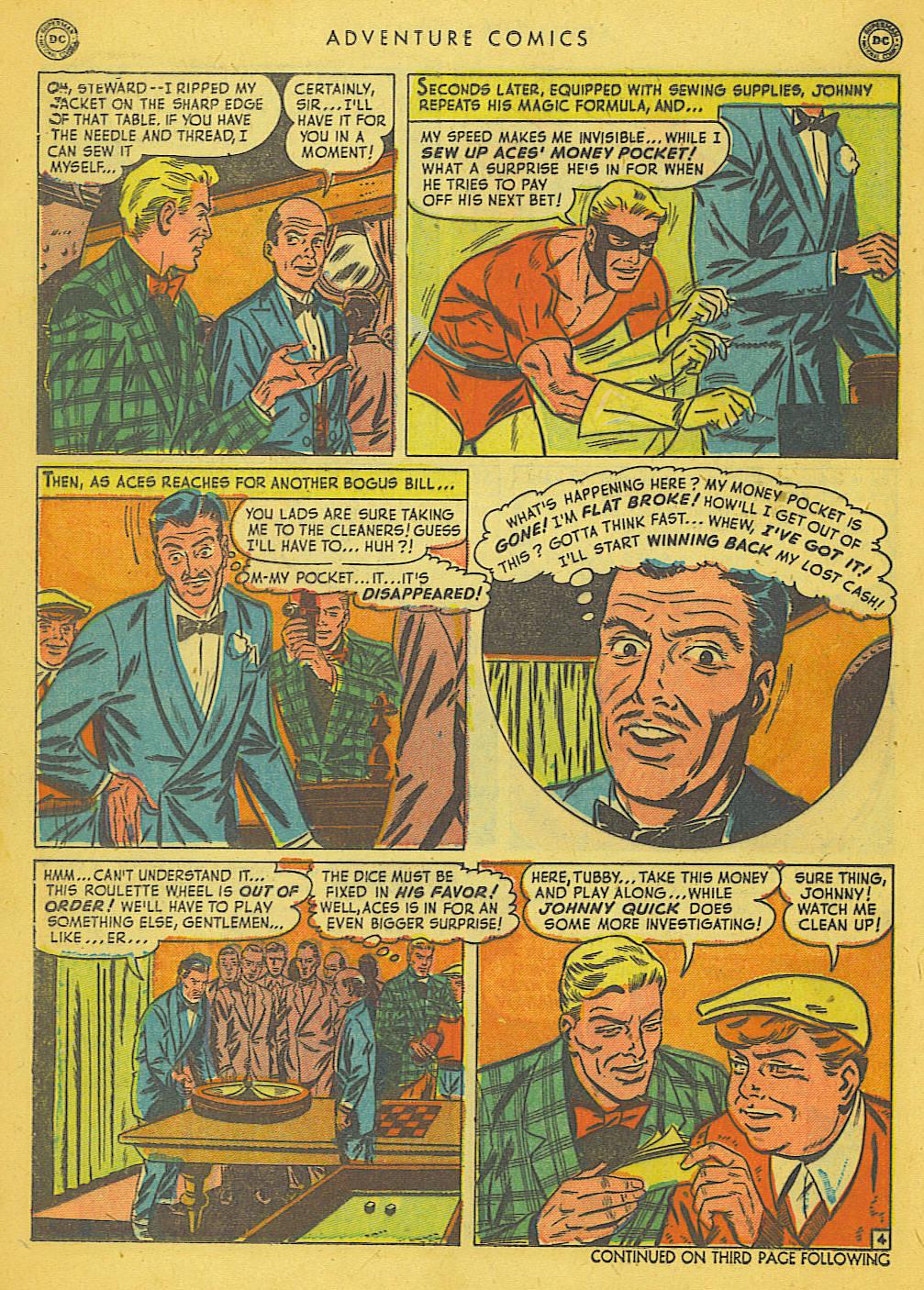 Read online Adventure Comics (1938) comic -  Issue #153 - 27