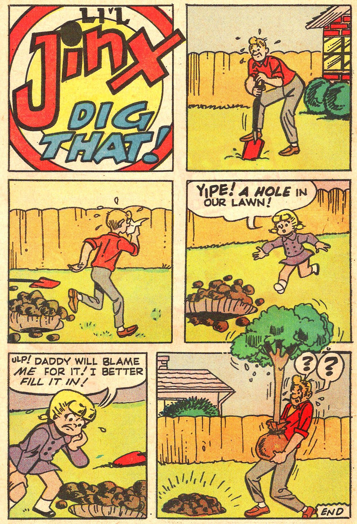 Read online She's Josie comic -  Issue #56 - 20