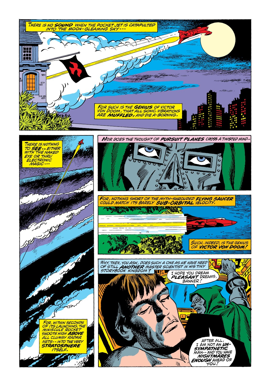 Read online Marvel Masterworks: The Incredible Hulk comic -  Issue # TPB 7 (Part 3) - 1