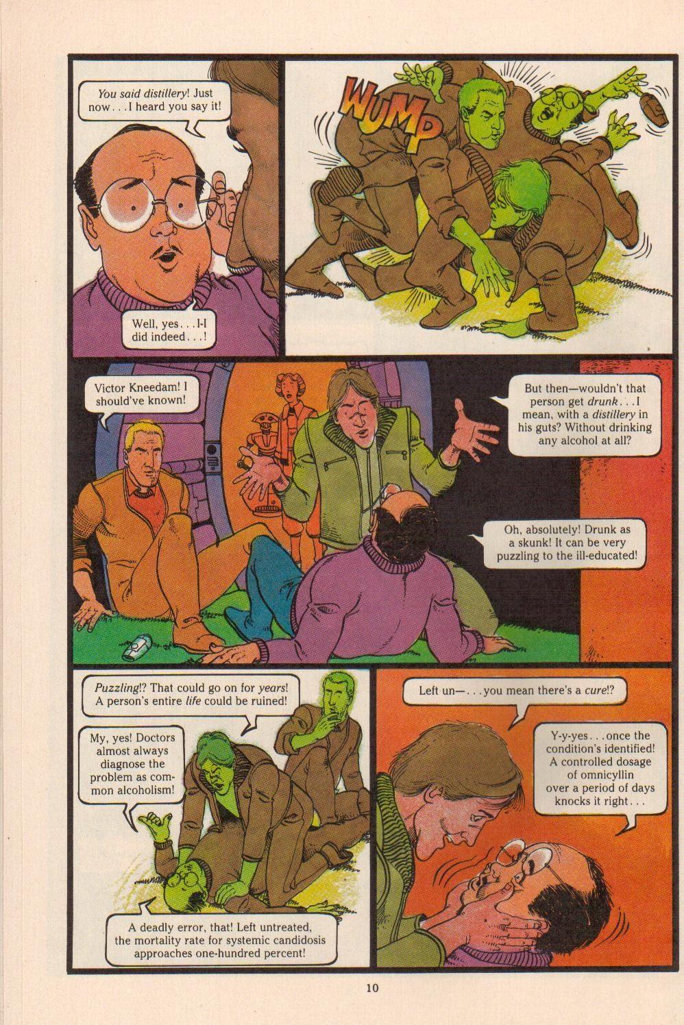 Read online Dalgoda comic -  Issue #5 - 12