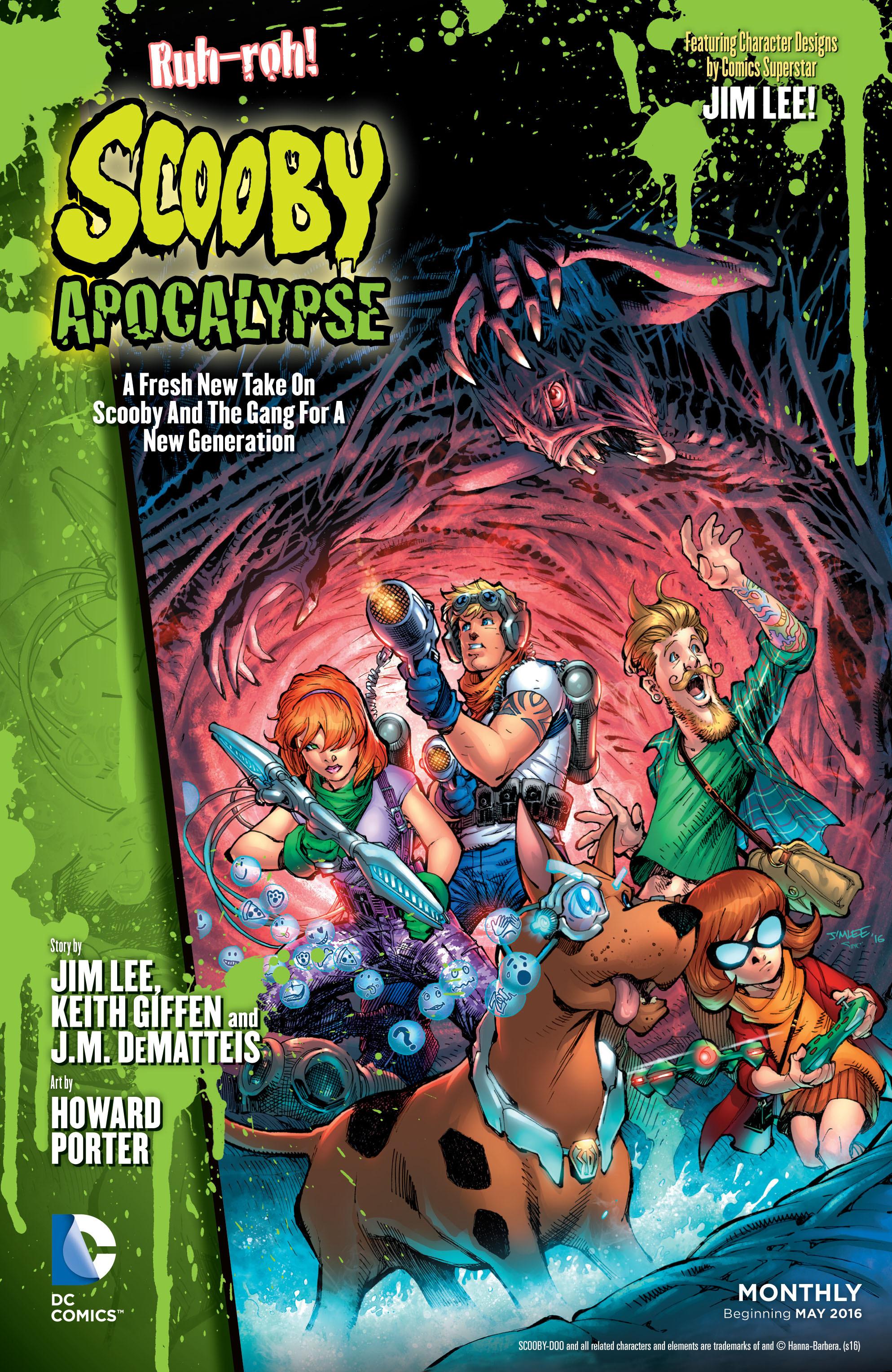 Read online Secret Six (2015) comic -  Issue #13 - 2