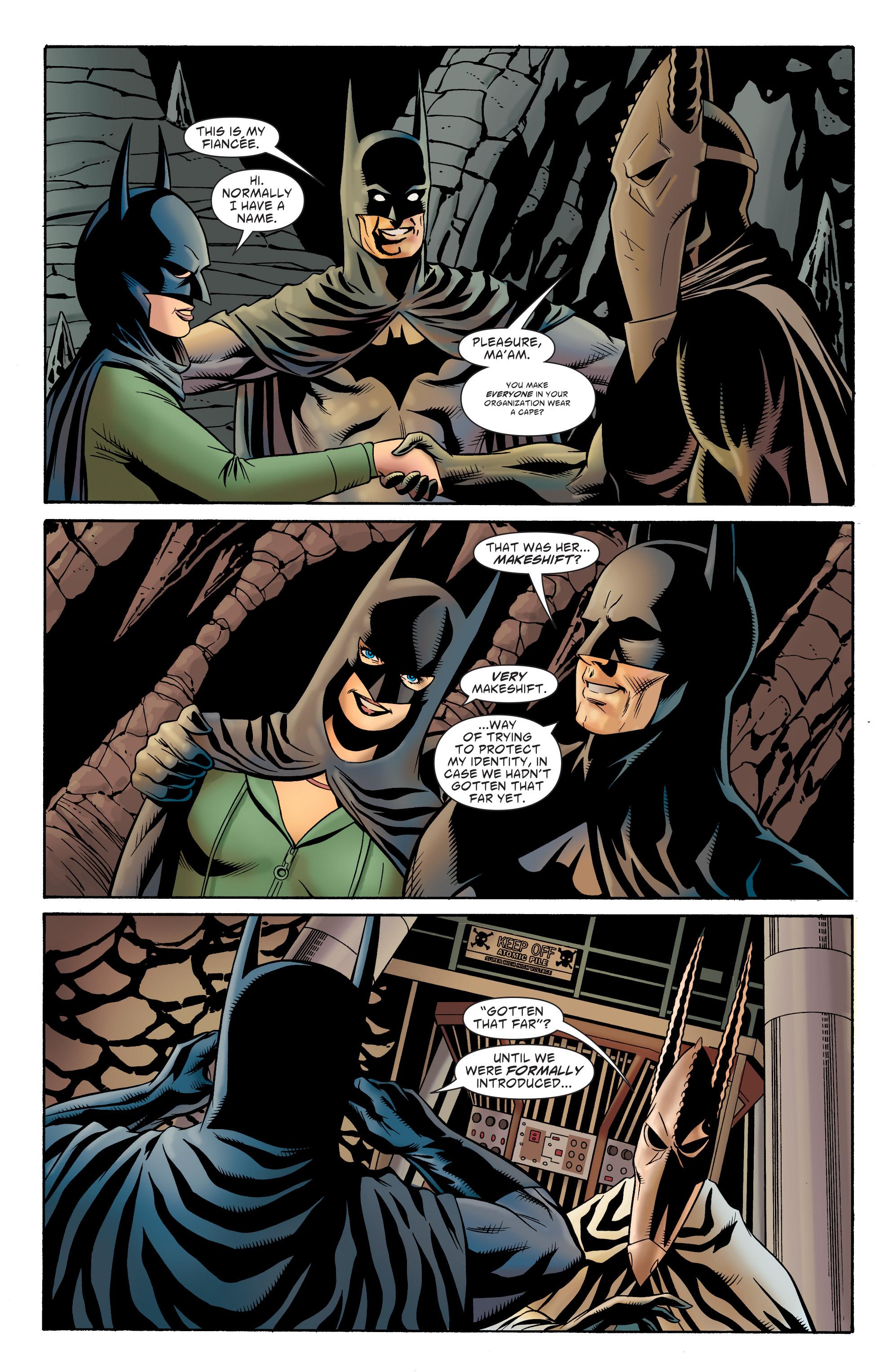 Read online Batman: The Widening Gyre comic -  Issue #6 - 41