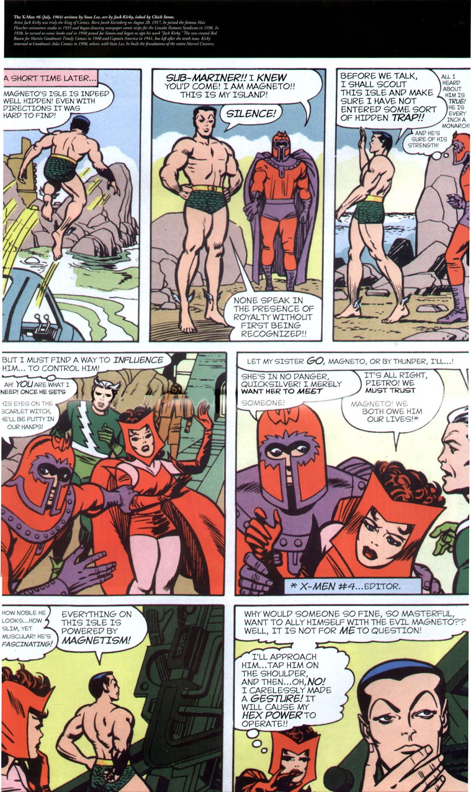 Read online Marvel Chronicle comic -  Issue # TPB (Part 2) - 5