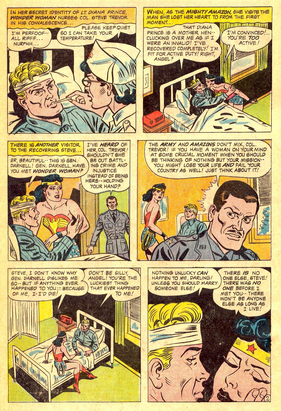 Read online Wonder Woman (1942) comic -  Issue #164 - 4