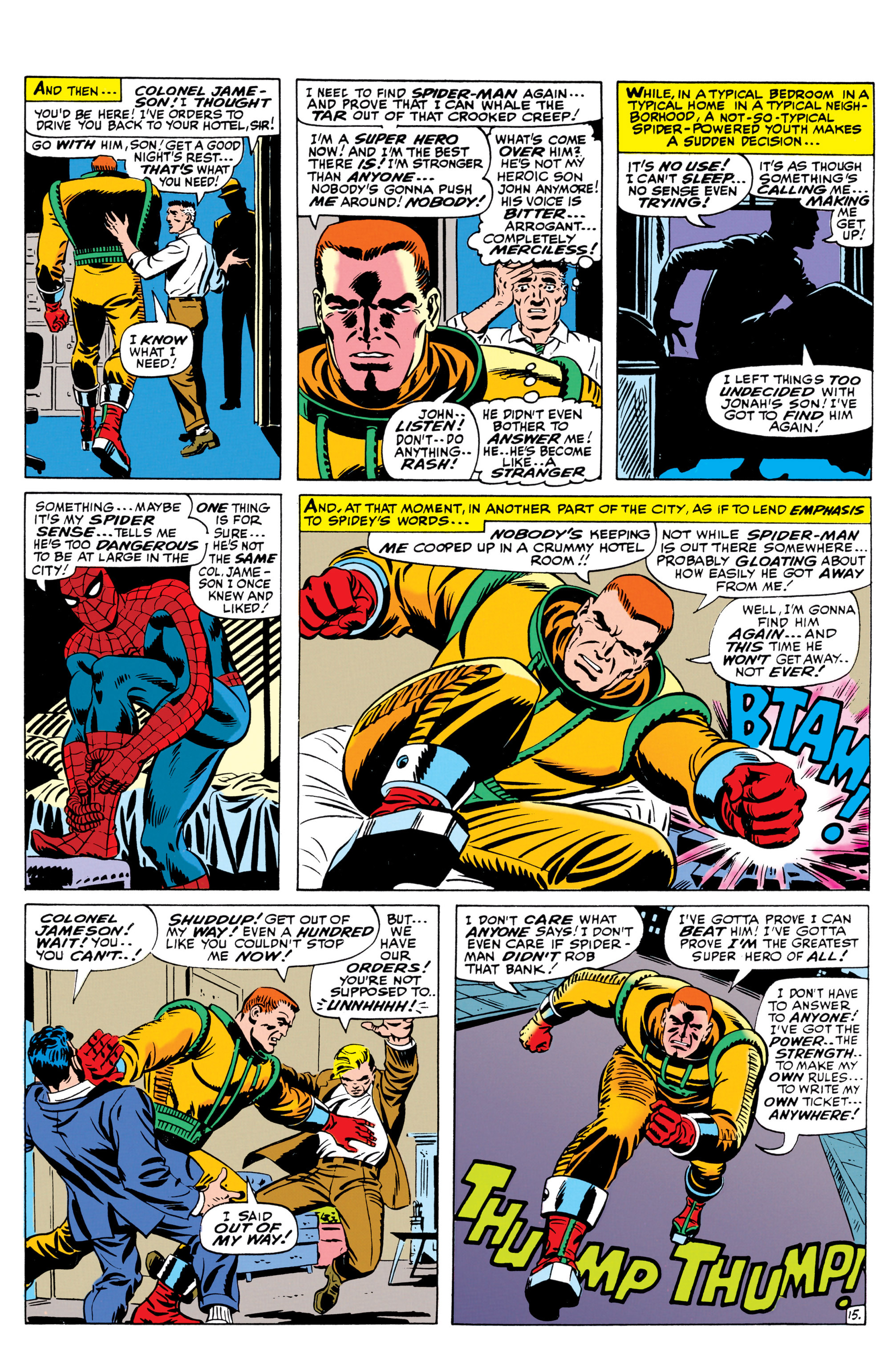 The Amazing Spider-Man (1963) 42 Page 15
