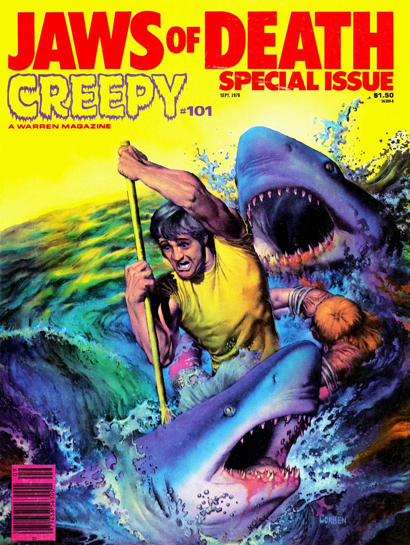 Creepy (1964) 101 Page 1