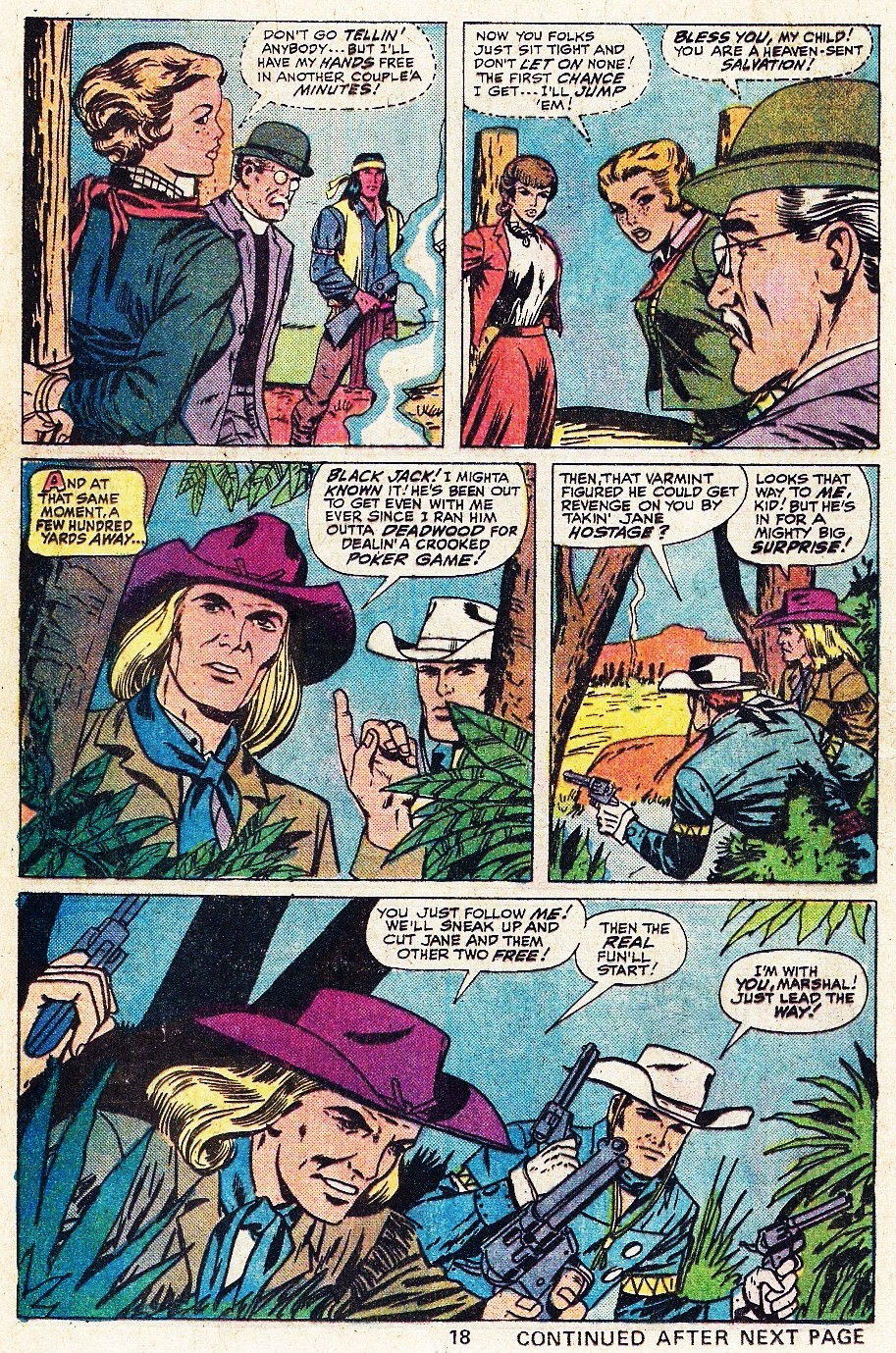 The Rawhide Kid (1955) issue 132 - Page 20