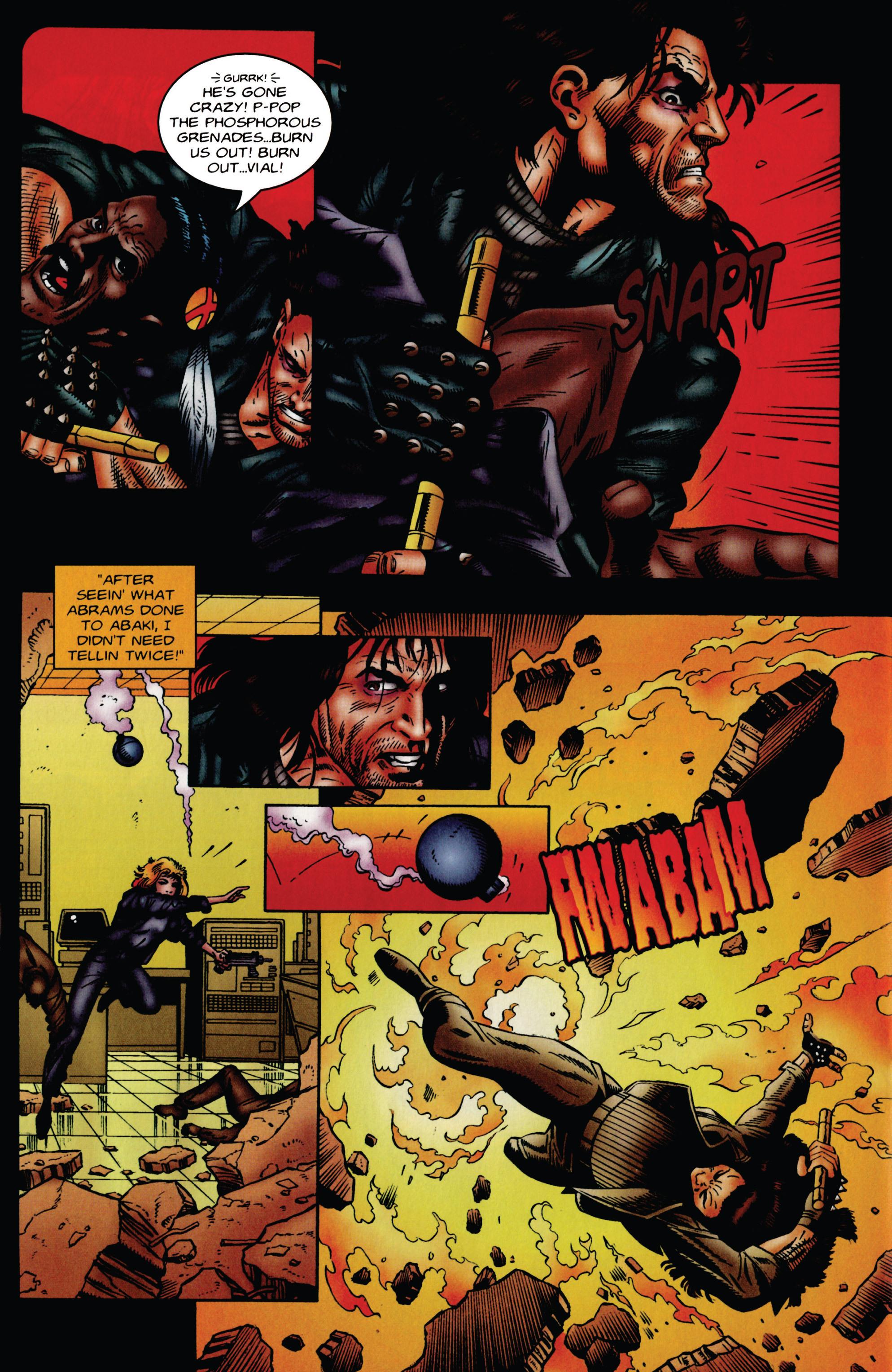 Read online Eternal Warrior (1992) comic -  Issue #49 - 14