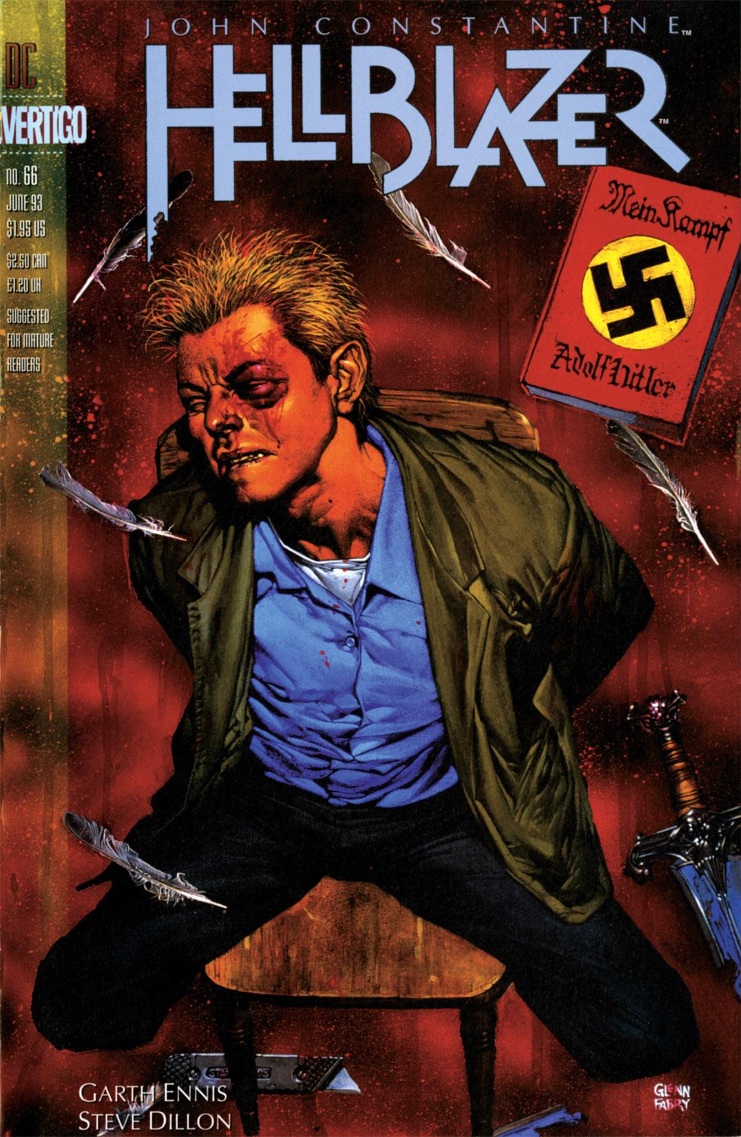Hellblazer issue 66 - Page 1