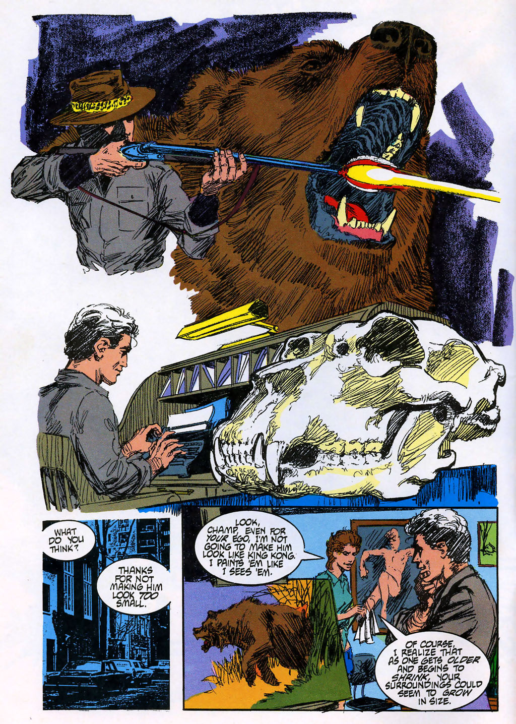 Jon Sable, Freelance issue 42 - Page 5