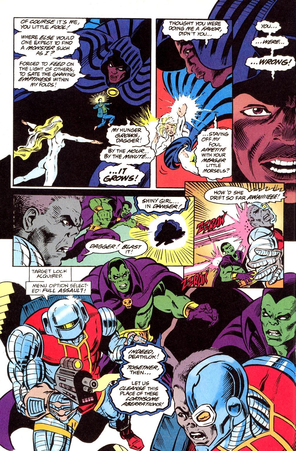 Read online Secret Defenders comic -  Issue #23 - 13