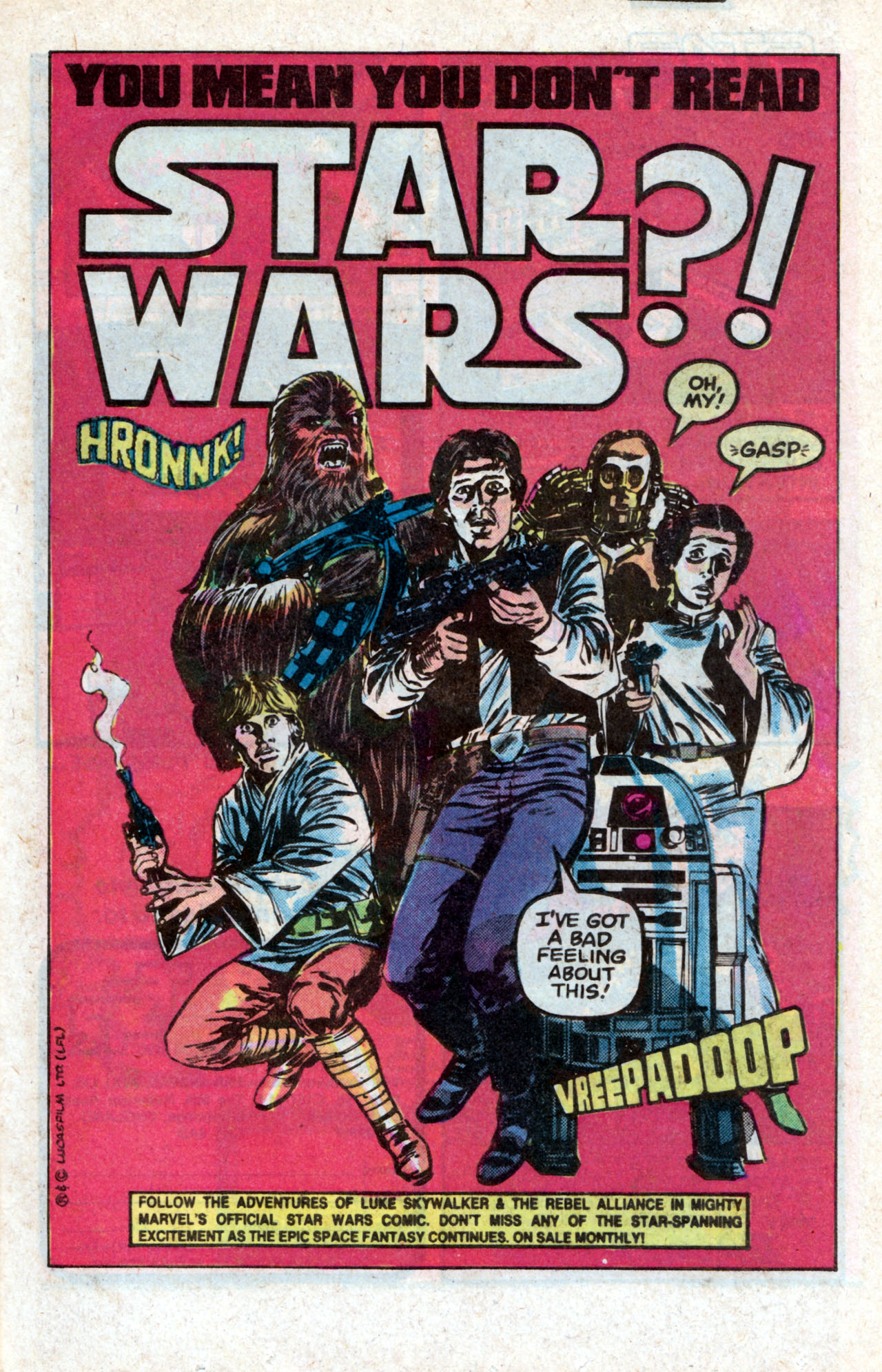 Read online Star Wars: Return of the Jedi comic -  Issue #2 - 32
