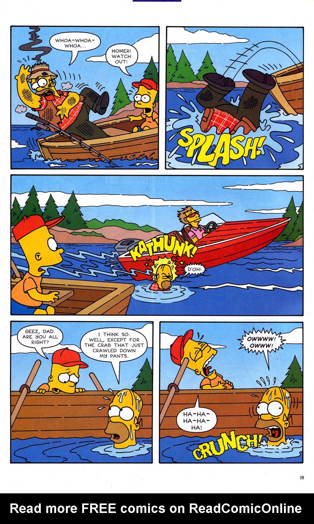 Read online Simpsons Comics Presents Bart Simpson comic -  Issue #22 - 20