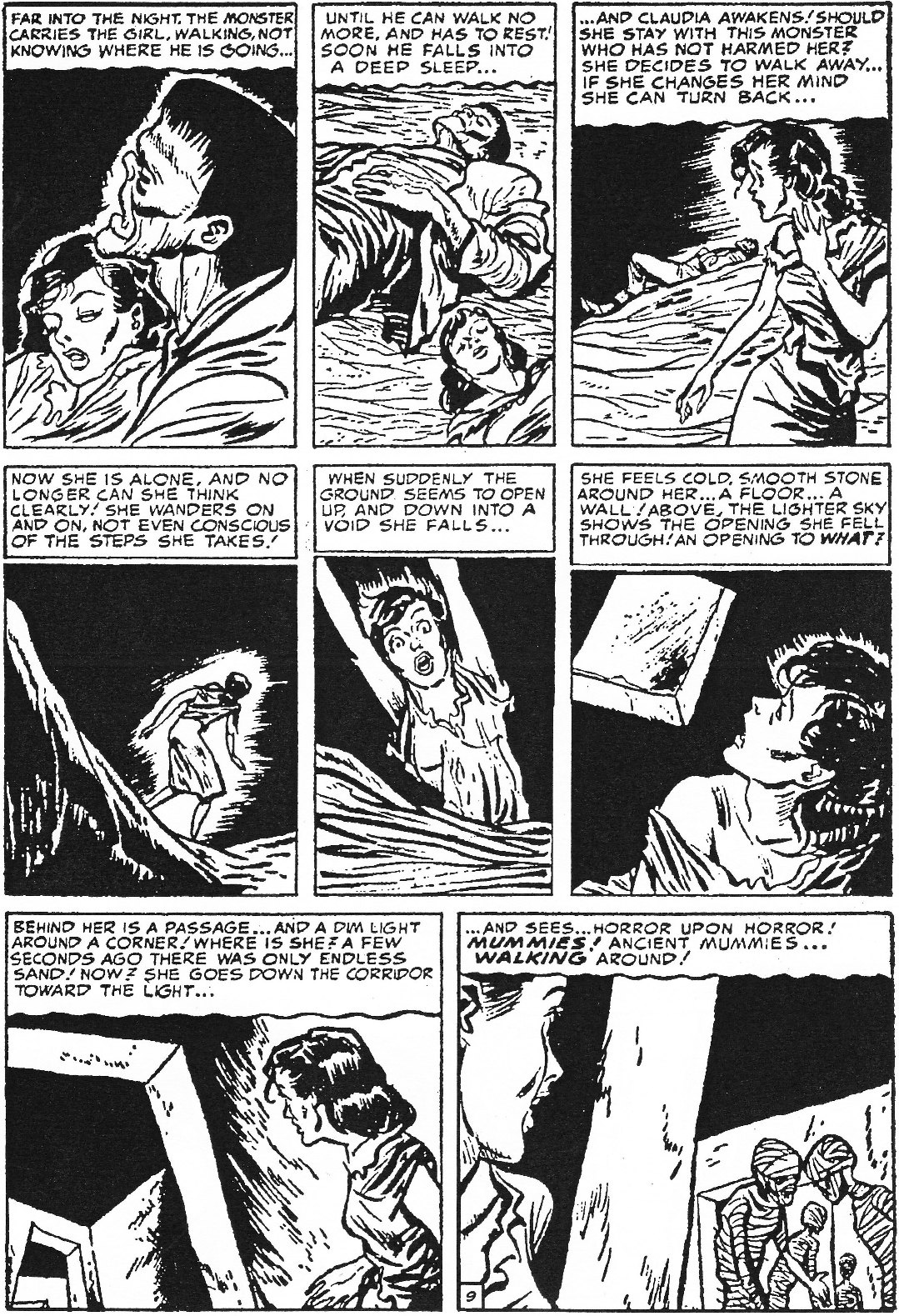 Read online Men of Mystery Comics comic -  Issue #63 - 21