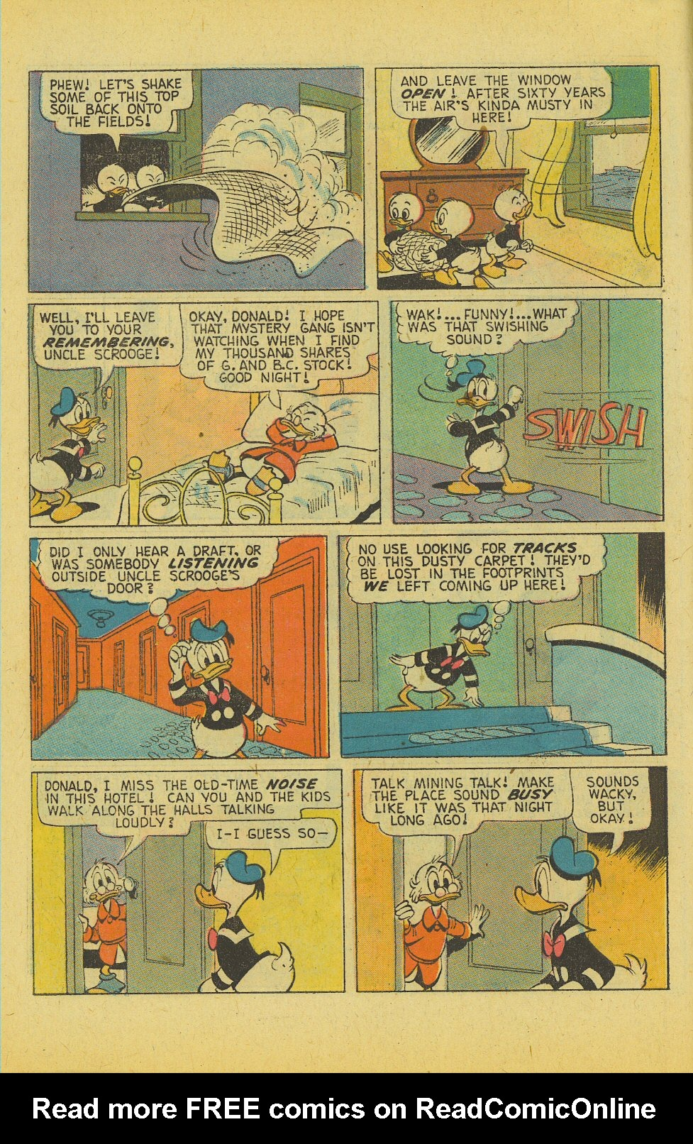 Read online Uncle Scrooge (1953) comic -  Issue #122 - 10