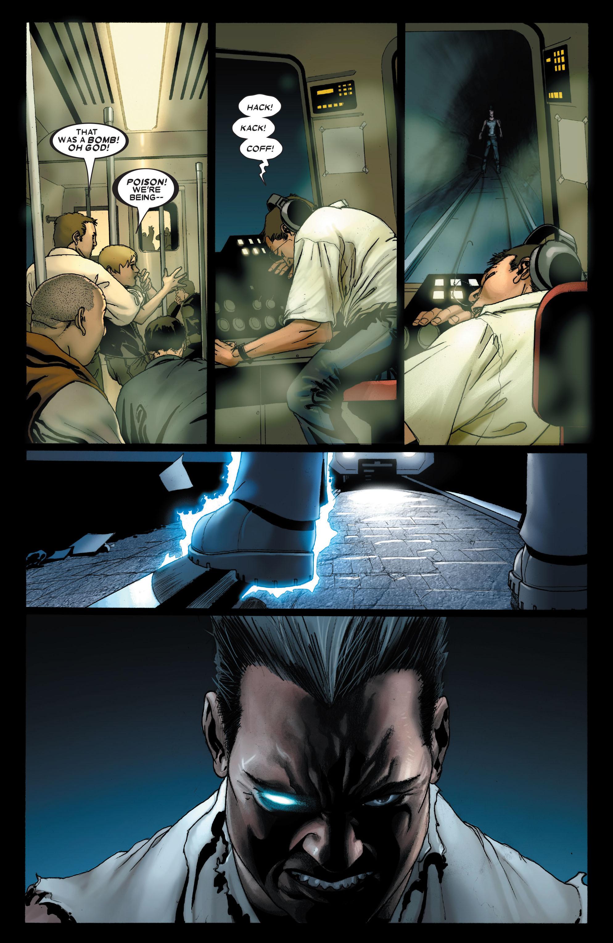 Read online Uncanny X-Men (1963) comic -  Issue #488 - 21
