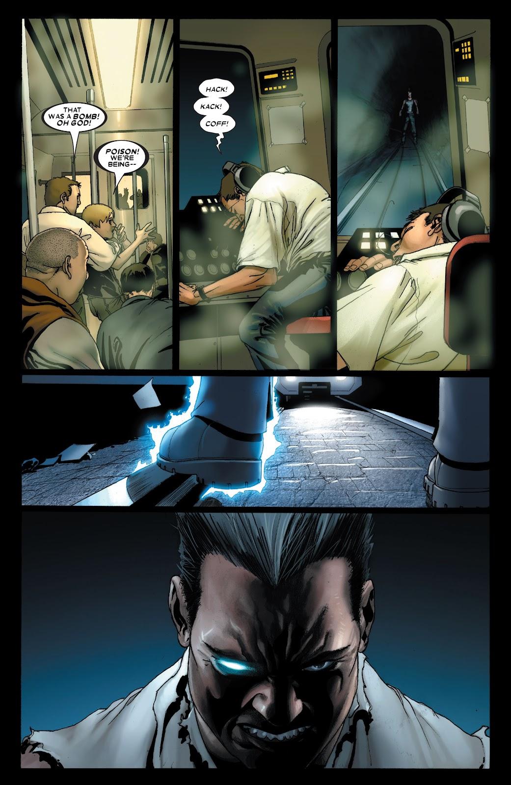 Uncanny X-Men (1963) issue 488 - Page 21