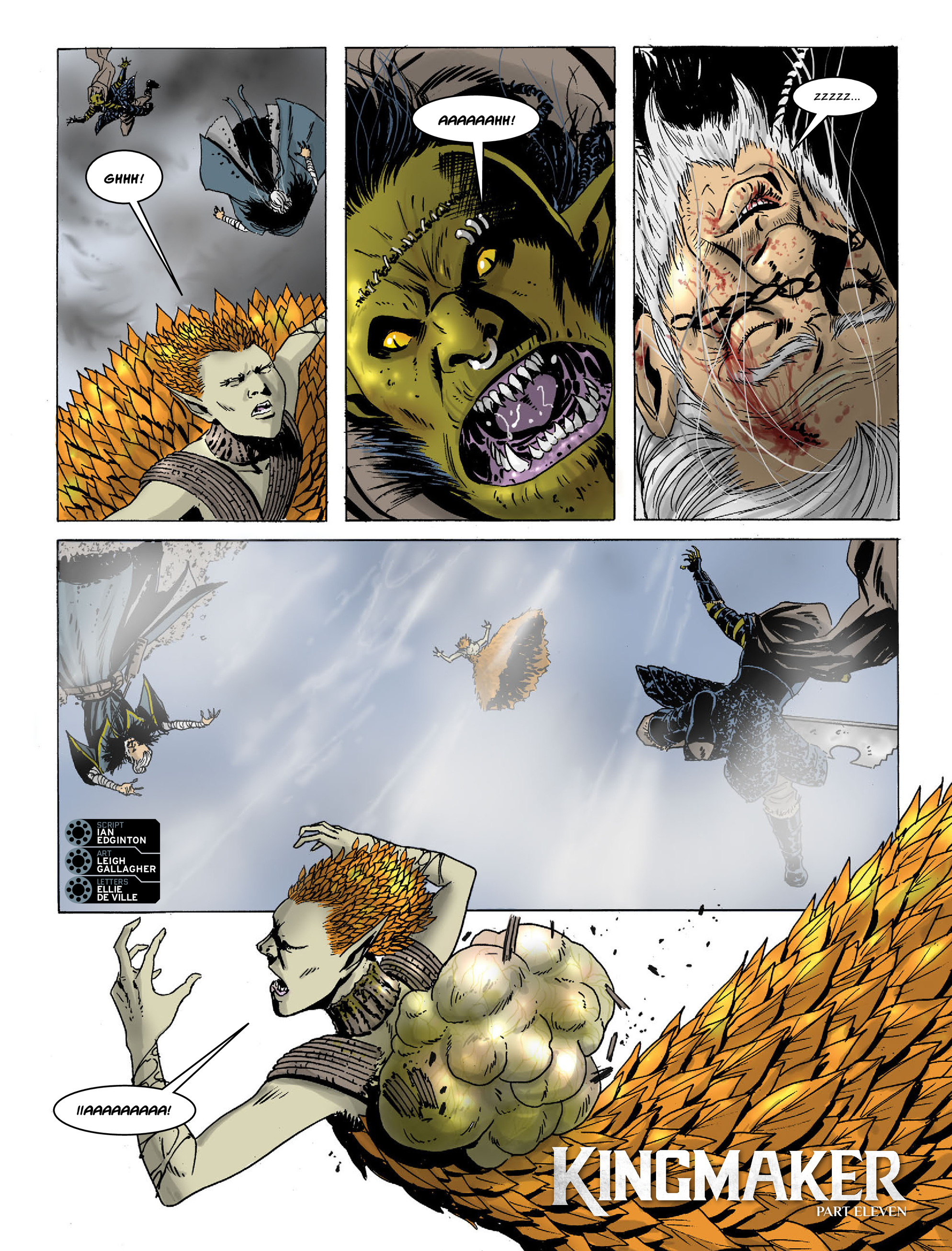 Read online 2000 AD comic -  Issue #2021 - 16