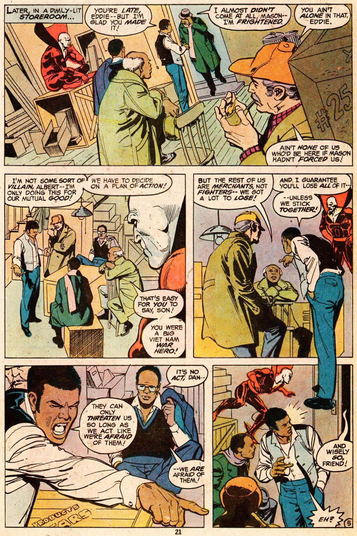 Read online Adventure Comics (1938) comic -  Issue #465 - 22