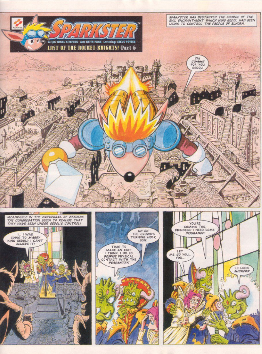 Read online Sonic the Comic comic -  Issue #58 - 25
