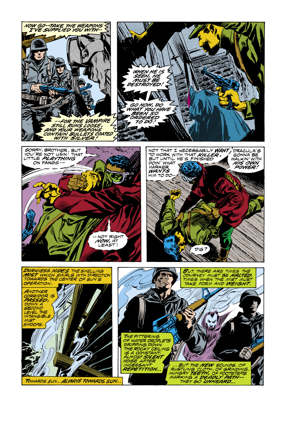 Tomb of Dracula (1972) issue 41 - Page 16