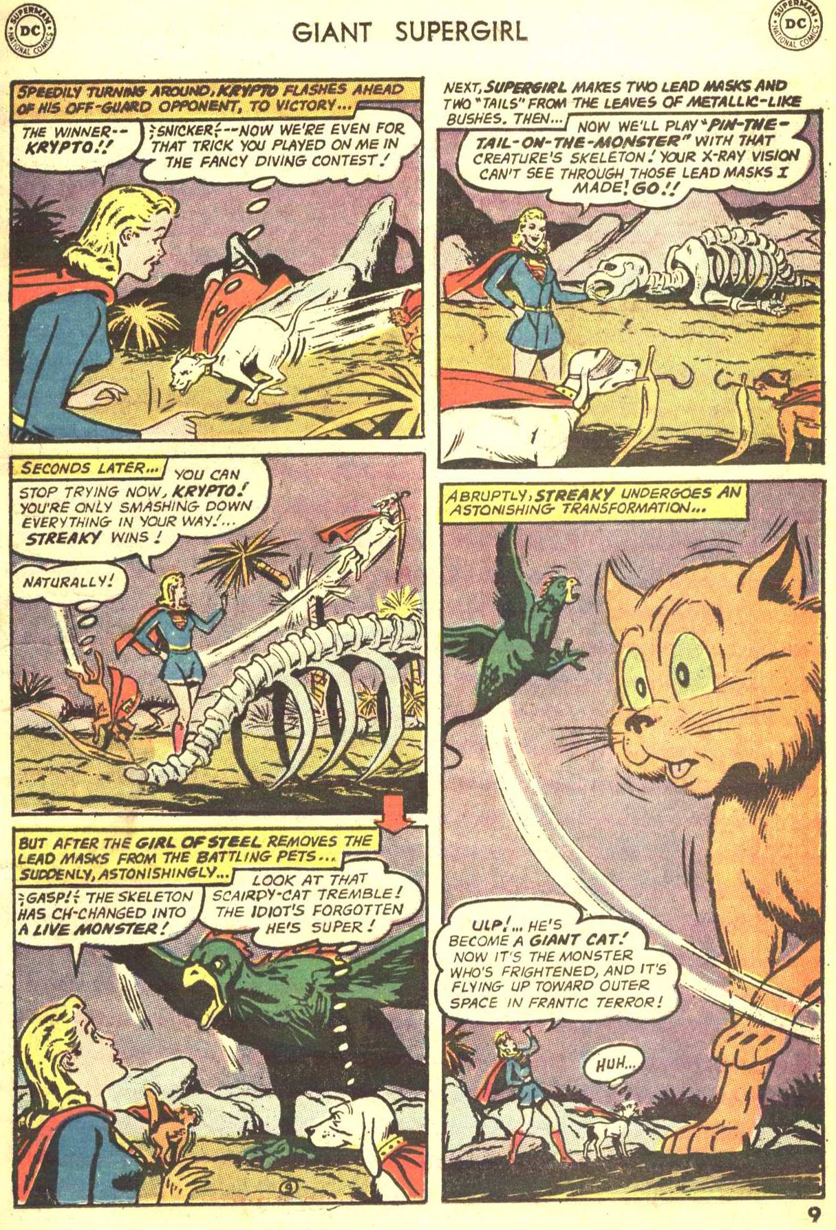 Read online Action Comics (1938) comic -  Issue #373 - 10