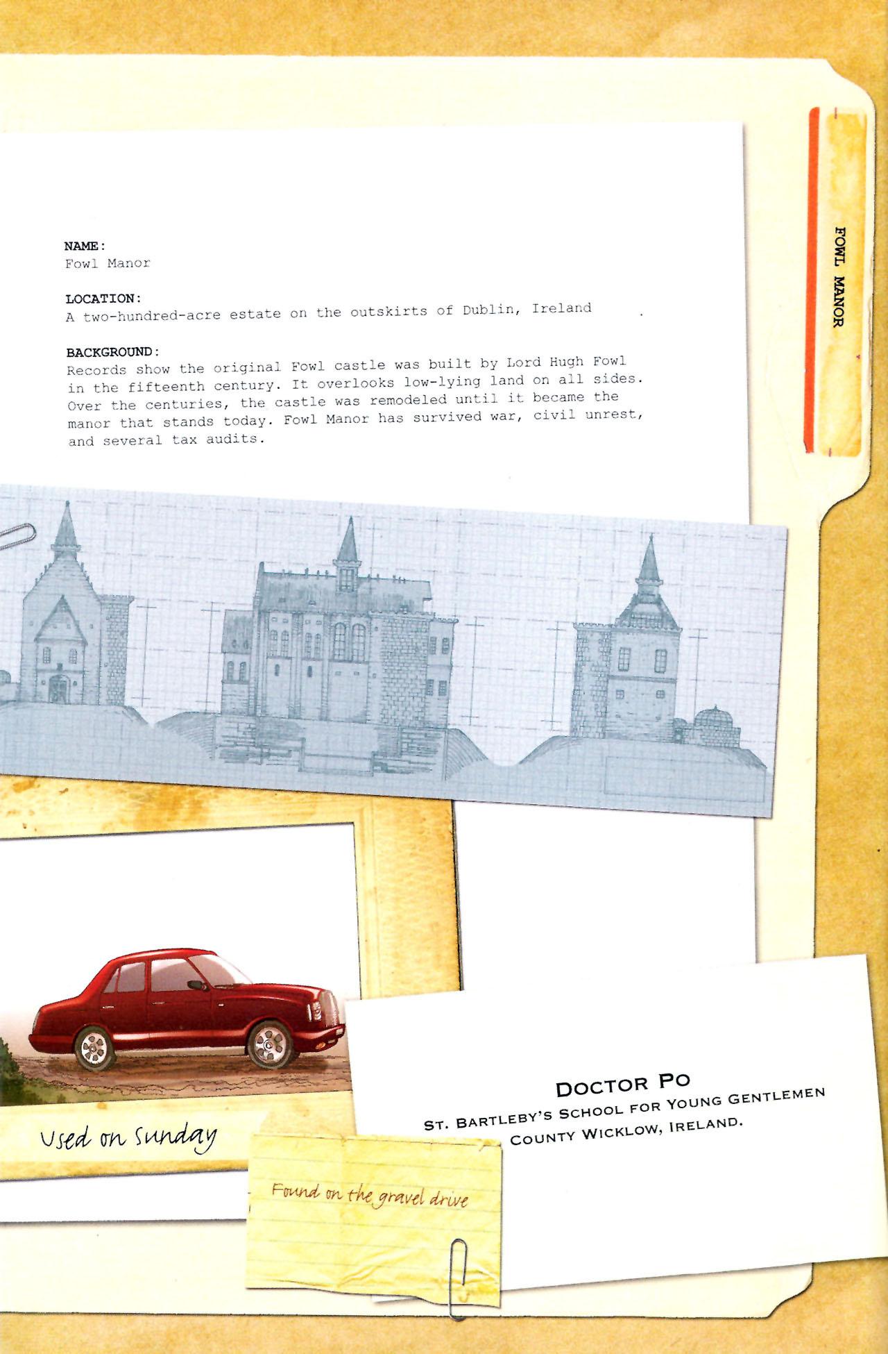 Read online Artemis Fowl: The Graphic Novel comic -  Issue #Artemis Fowl: The Graphic Novel Full - 37