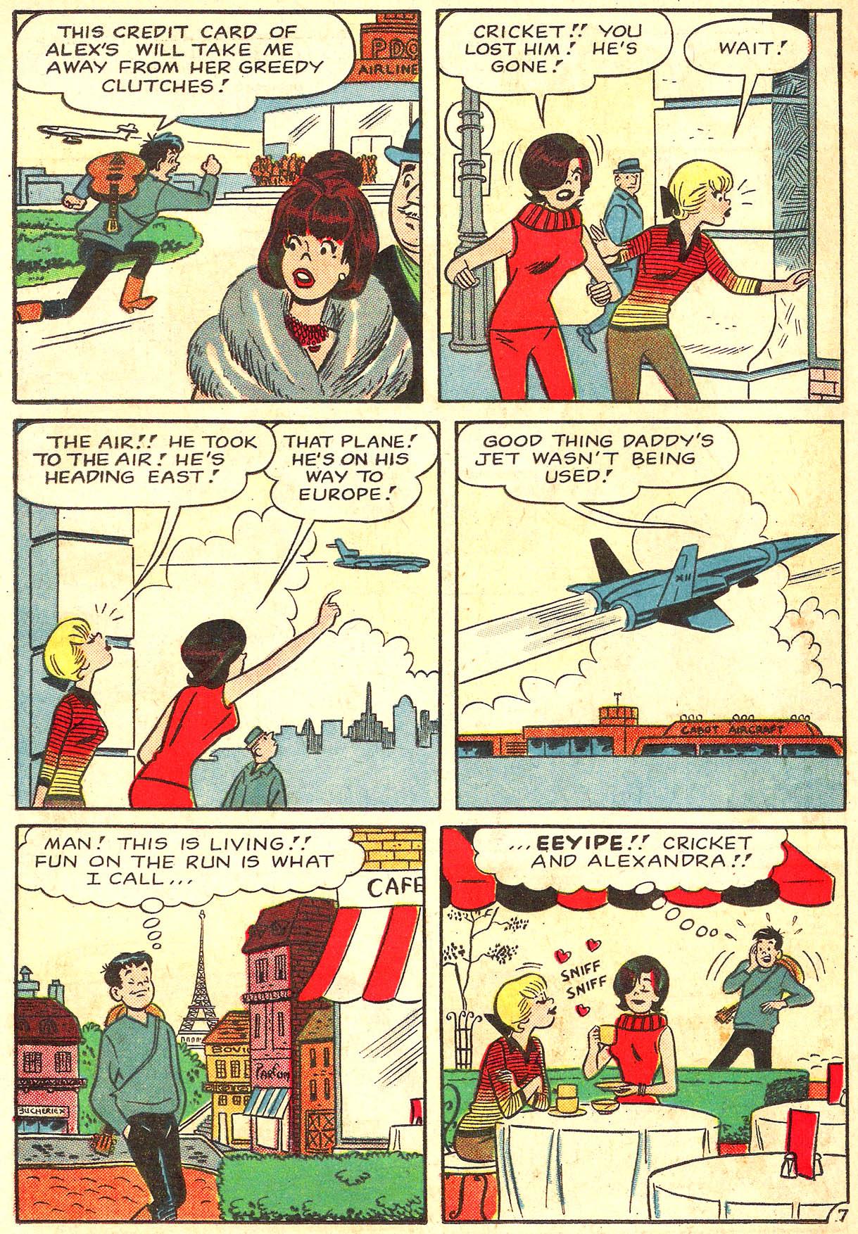 Read online She's Josie comic -  Issue #12 - 30