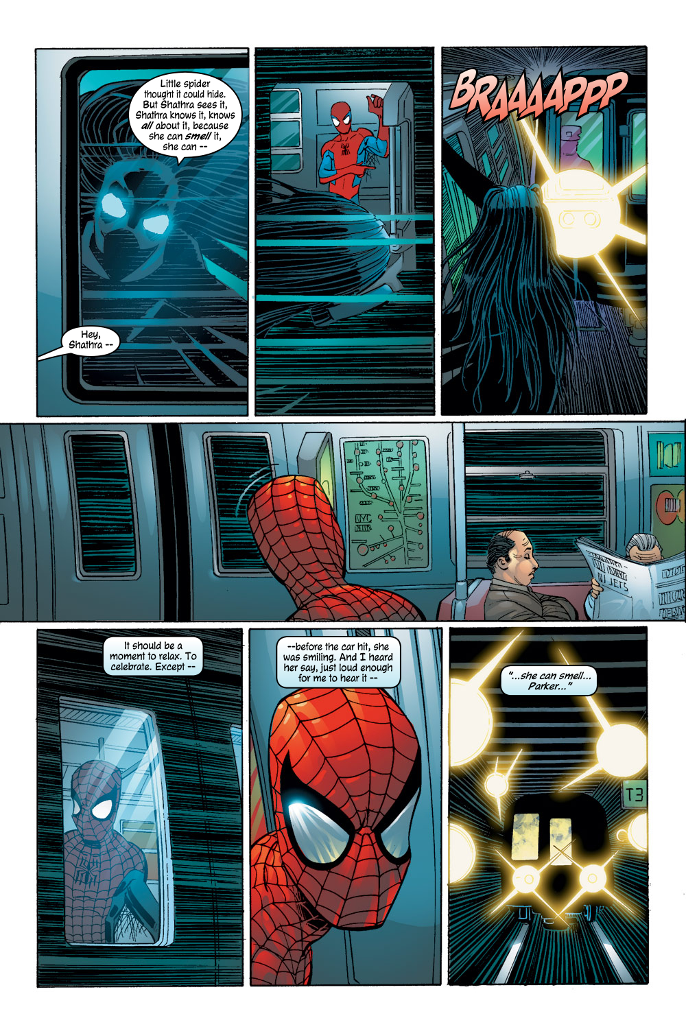 The Amazing Spider-Man (1999) 46 Page 19