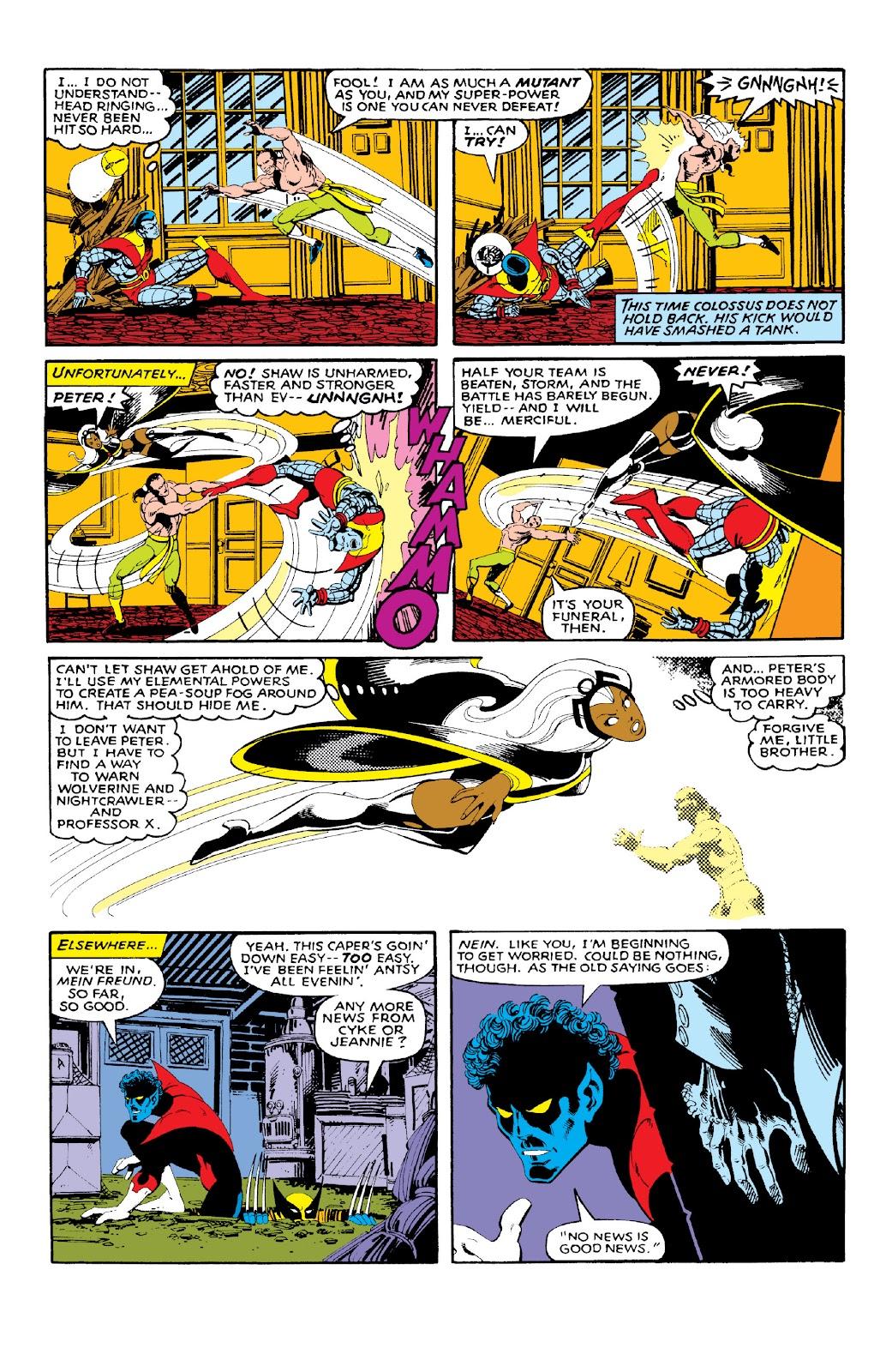 Read online X-Men Milestones: Dark Phoenix Saga comic -  Issue # TPB (Part 1) - 71