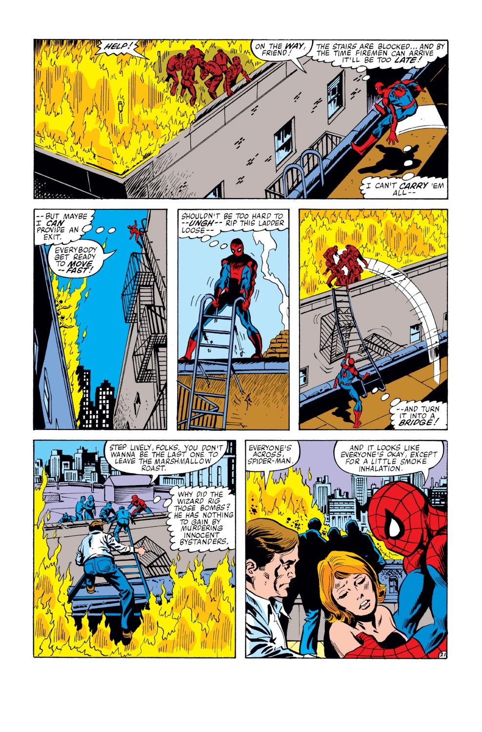 The Amazing Spider-Man (1963) 213 Page 21