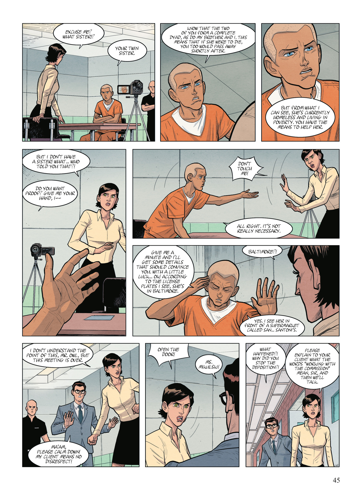 Read online Alter Ego comic -  Issue #9 - 47