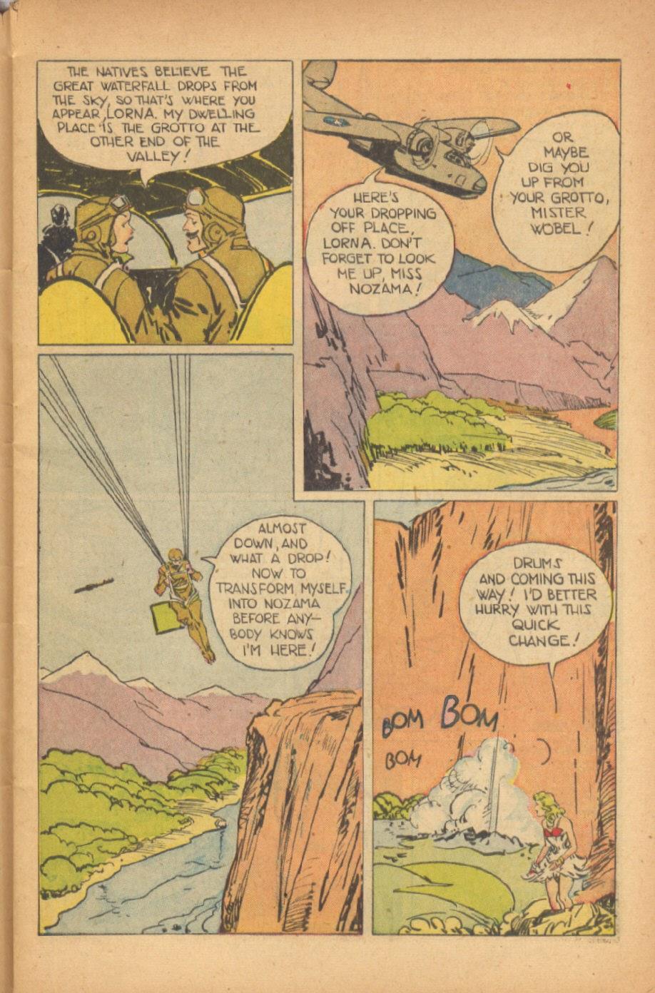 Read online Super-Magician Comics comic -  Issue #47 - 7