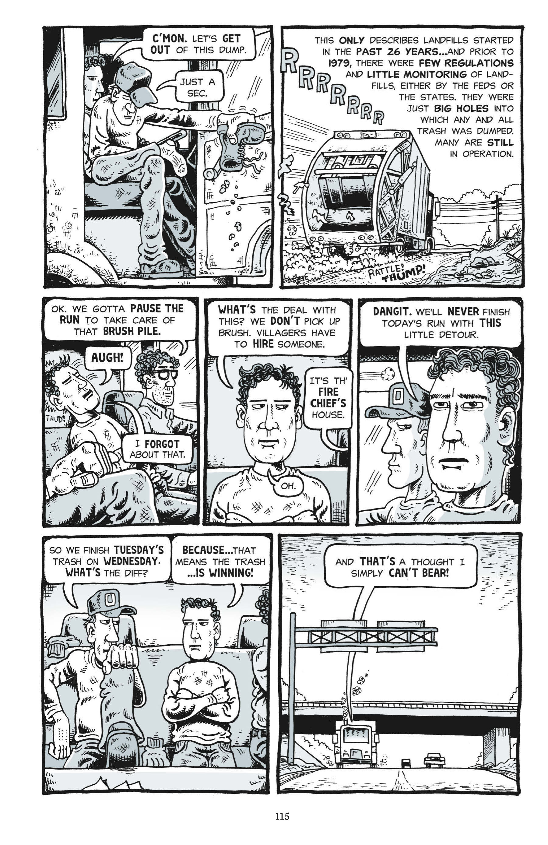 Read online Trashed comic -  Issue # Full - 111