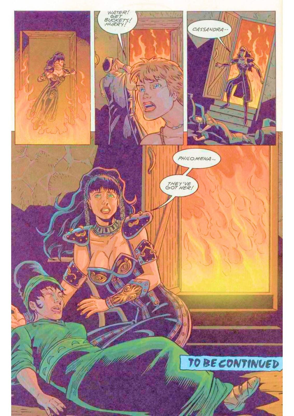 Xena: Warrior Princess (1999) Issue #4 #4 - English 26