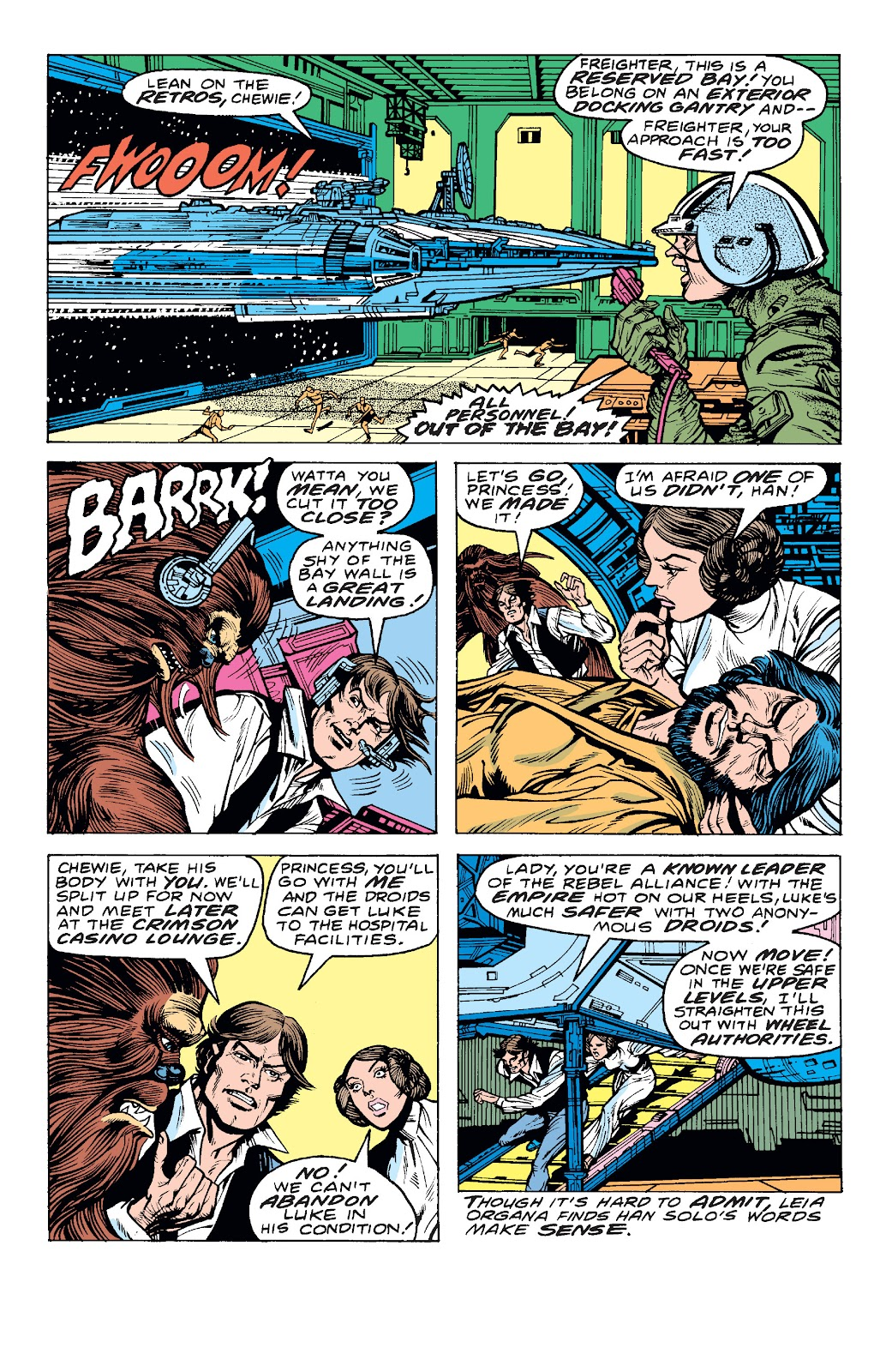 Read online Star Wars Legends: The Original Marvel Years - Epic Collection comic -  Issue # TPB 1 (Part 4) - 28