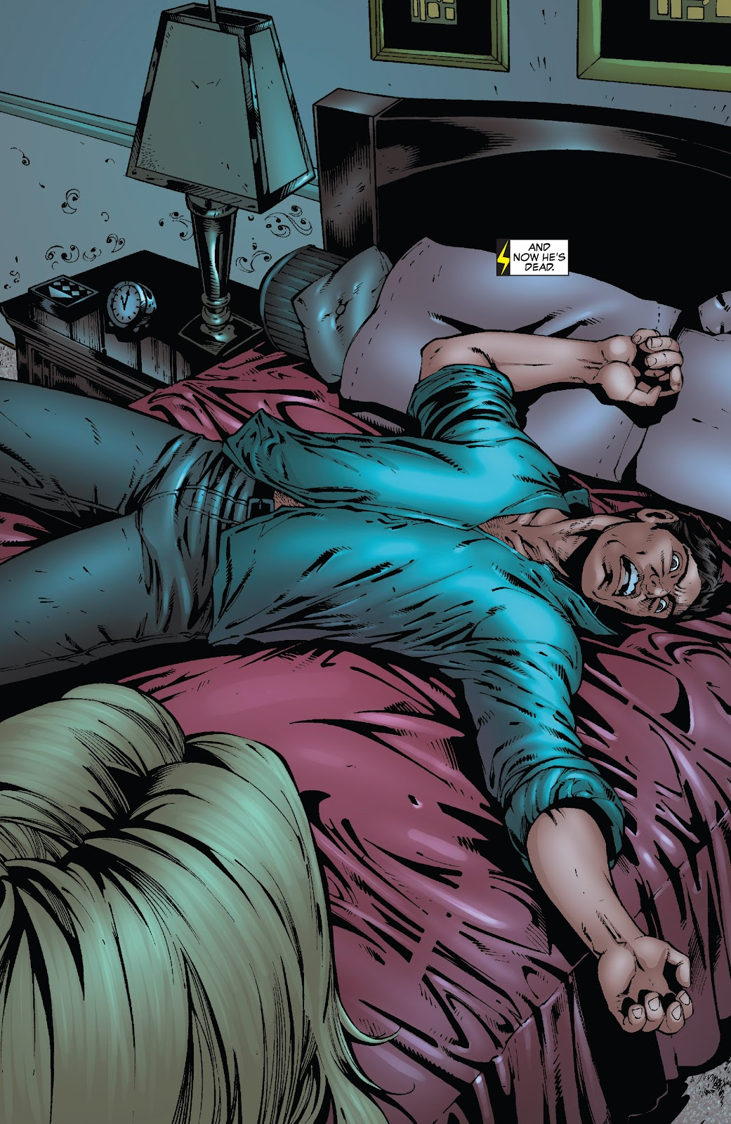 Read online Secret Invasion: Rise of the Skrulls comic -  Issue # TPB (Part 5) - 10