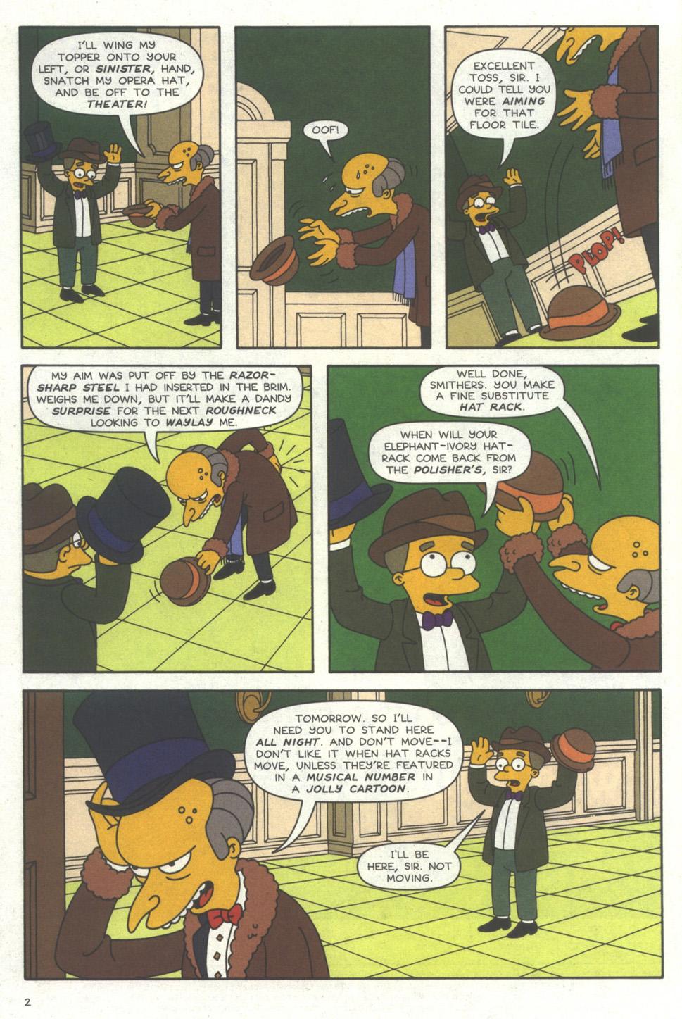 Read online Simpsons Comics comic -  Issue #56 - 3