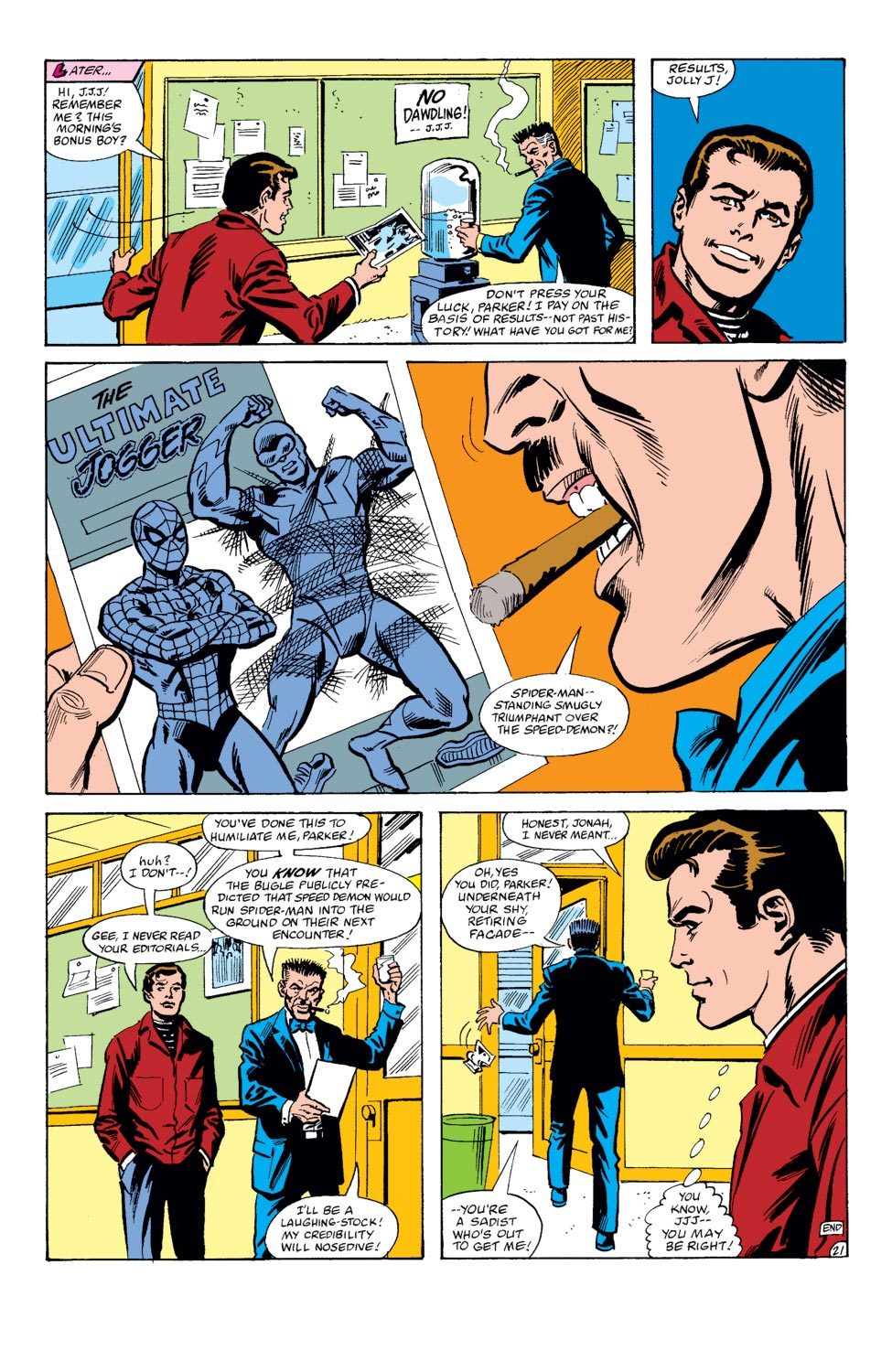 The Amazing Spider-Man (1963) 222 Page 21