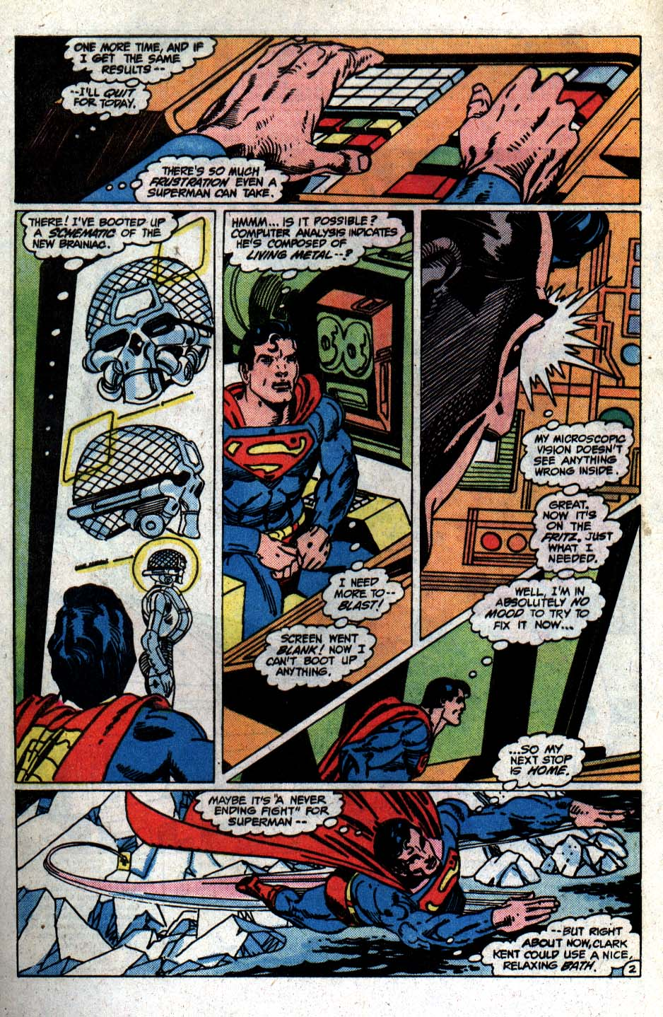 Action Comics (1938) 546 Page 2