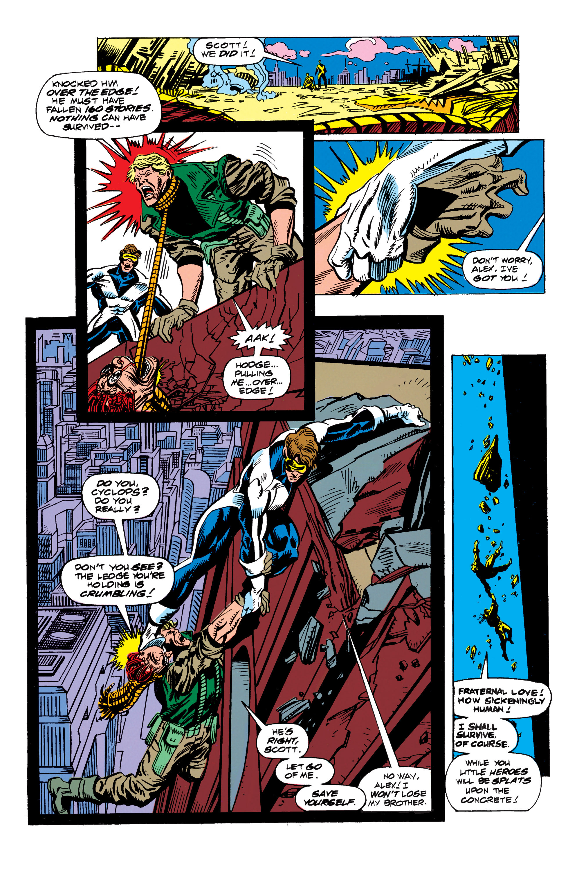 Read online X-Factor (1986) comic -  Issue #62 - 20