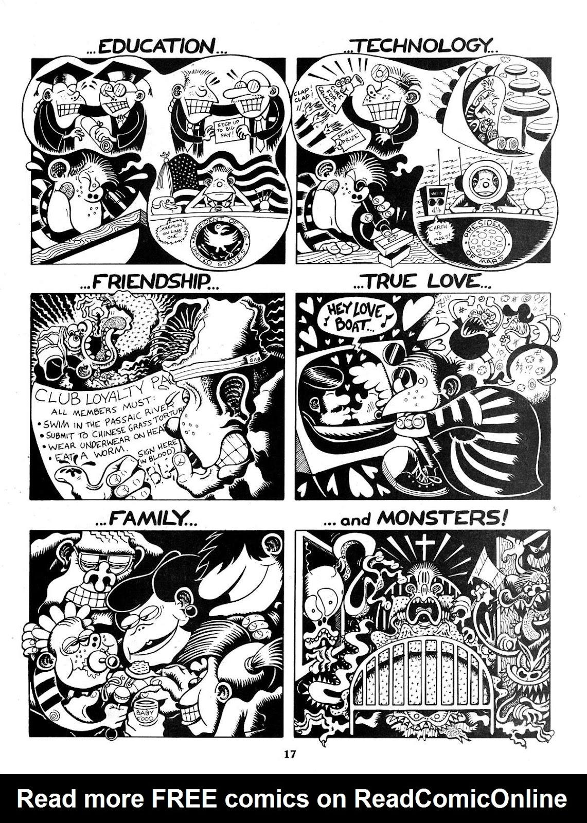 Read online Neat Stuff comic -  Issue #10 - 19