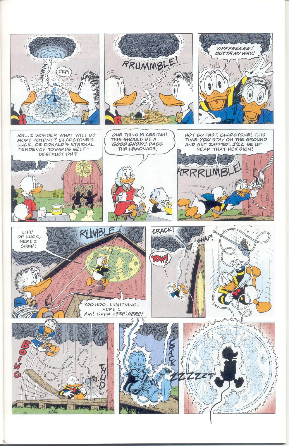 Read online Uncle Scrooge (1953) comic -  Issue #310 - 17