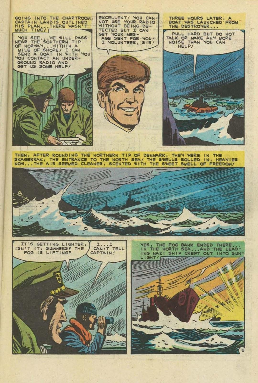 Read online Fightin' Navy comic -  Issue #129 - 29